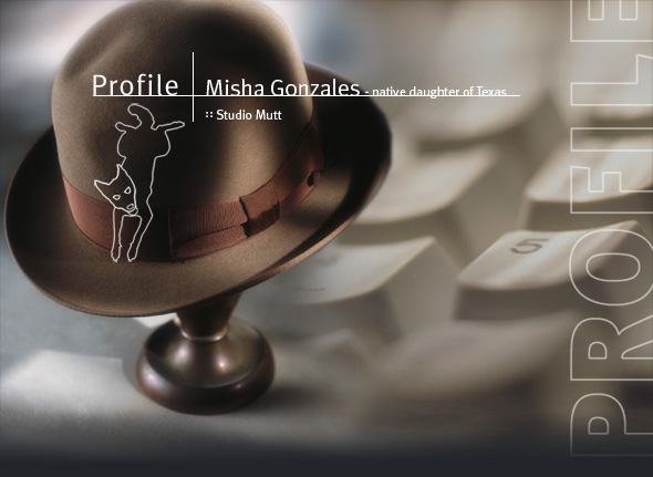 View the profile of Misha, Rounder Graphics studio mutt