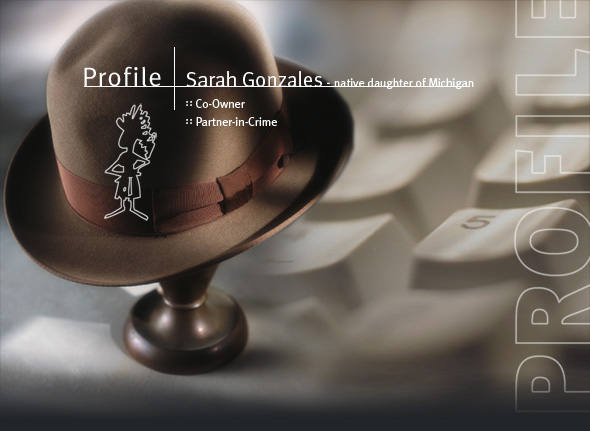 View the profile of Sarah Gonzales
